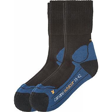 Camano Unisex Outdoor-Socken im 2er-Pack