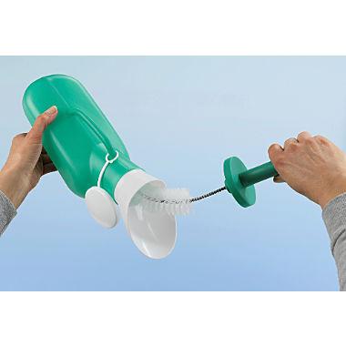 Urin-Flasche 3-teilig