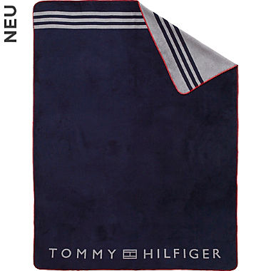 Tommy Hilfiger Jacquard Wohndecke