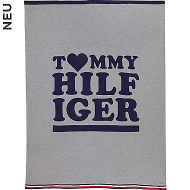 Tommy Hilfiger Feinstrick Wohndecke