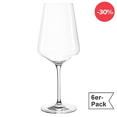 Leonardo Rotweinglas