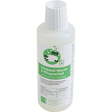 Lammfell-Shampoo