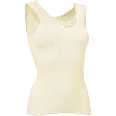 Angora Damen-Unterhemd