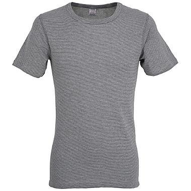 Ceceba Feinripp Unisex-Unterhemd, 1/2-Arm mit Klimafunktion