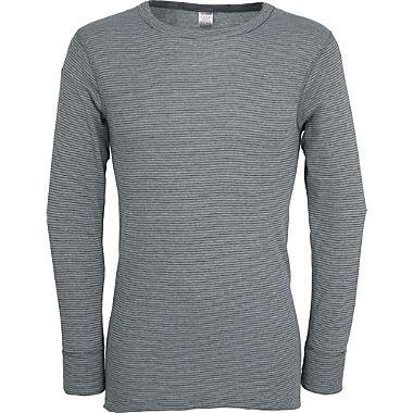 Ceceba Feinripp Unisex-Unterhemd, langarm mit Klimafunktion