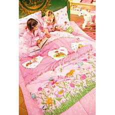 Cotton flannel Lillifee duvet cover set