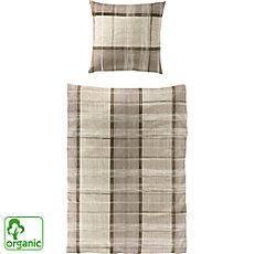 Bierbaum cotton flannel organic cotton duvet cover set