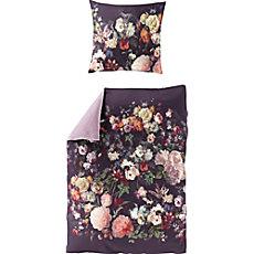 Bierbaum Egyptian cotton sateen duvet cover set