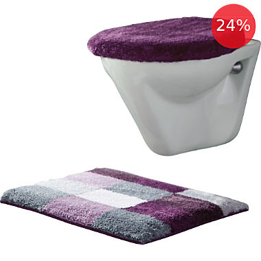 Erwin Müller mat for wall-hung WC