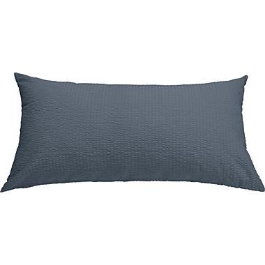 Erwin Müller luxury seersucker pillowcase