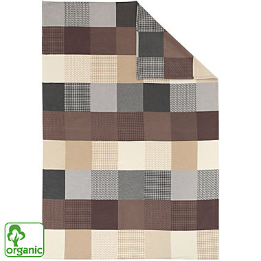 Ibena jacquard blanket