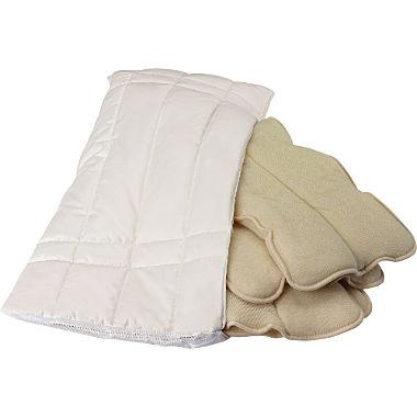Erwin Müller camel hair pillow