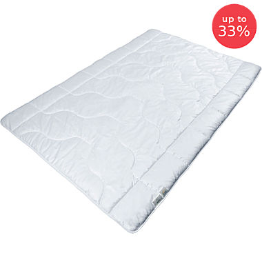 Erwin Müller virgin wool duo quilted duvet