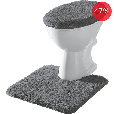 Erwin Müller 2-pc pedestal WC-set