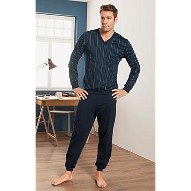 Erwin Müller single jersey pyjamas