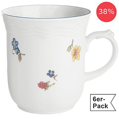 Seltmann Weiden 6-pack coffee mugs