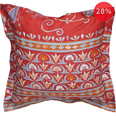 Bassetti Egyptian cotton sateen cushion cover