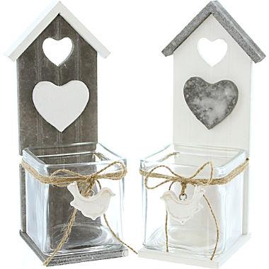 2-pack candle holder set