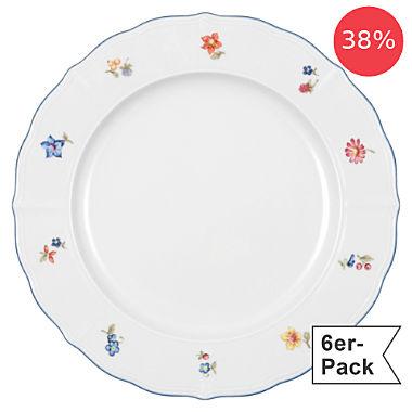 Seltmann Weiden 6-pack dinner plates