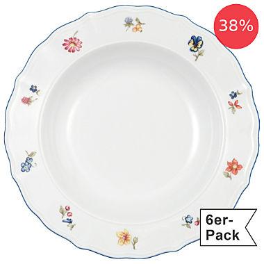 Seltmann Weiden 6-pack soup dishes