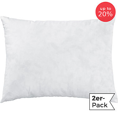 Erwin Müller 2-pack cushion pads