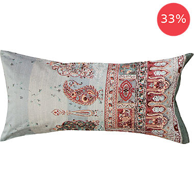 Bassetti Egyptian cotton sateen extra pillowcase Correggio V7