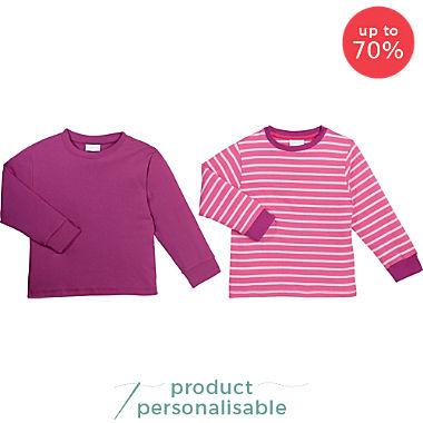 Erwin Müller 2-pack children's sweatshirts