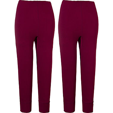 2-pack underwear pants 3/4 length