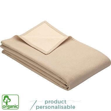 Ibena organic cotton blanket