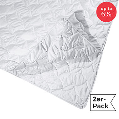 Erwin Müller 2-pack 4-seasons duvets
