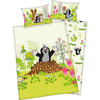 Herding cotton flannelette kids reversible duvet cover set