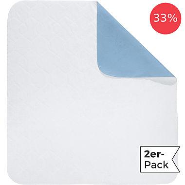 Erwin Müller 2-pack waterproof & boil-proof mattress protectors