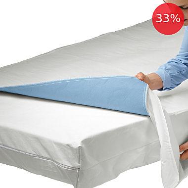 Erwin Müller 2-pack mattress protectors