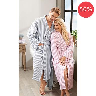 Erwin Müller unisex bathrobe