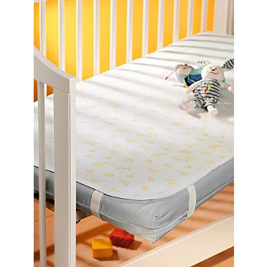 Setex mattress pad with elastic straps