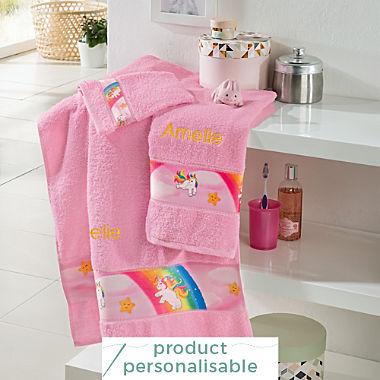Erwin Müller kids 3-piece towel set