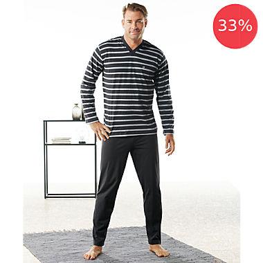 Bugatti single jersey men´s pyjamas