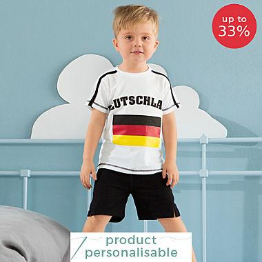 Erwin Müller 2-piece children's clothing set