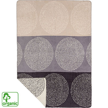 Richter Textilien organic cotton blanket