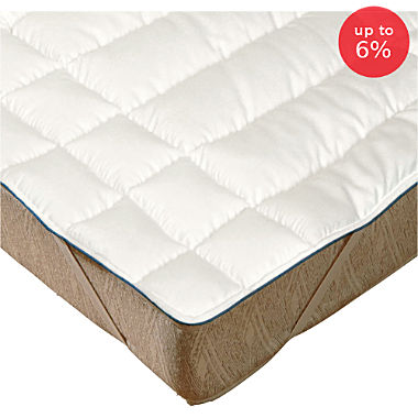 Irisette 2-pack mattress pads