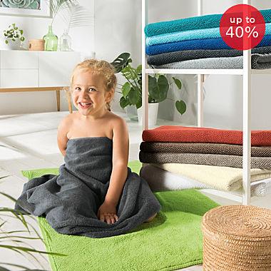 Erwin Müller cotton bath rug