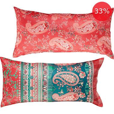 Bassetti fine cotton sateen pillowcase