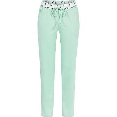 Bloomy single jersey women's full length trousers