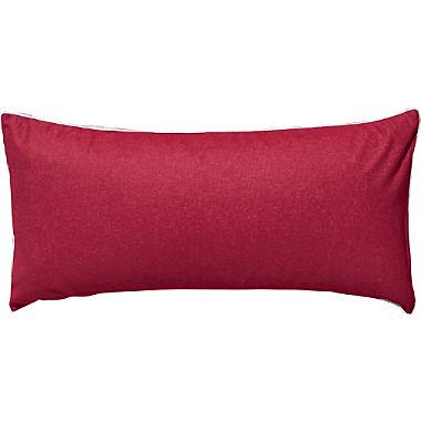 Erwin Müller cotton flannel extra pillowcase