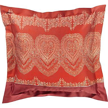Bassetti fine cotton sateen cushion cover