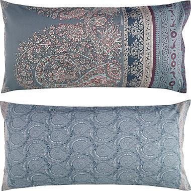 Bassetti fine cotton sateen extra pillowcase