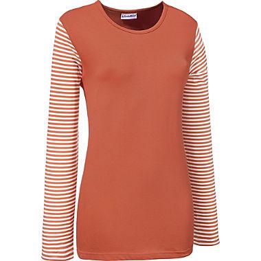 Erwin Müller single jersey women's long sleeve top