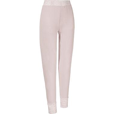 Erwin Müller single jersey women's full length trousers
