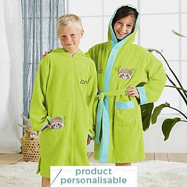 Erwin Müller kids bathrobe