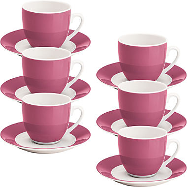 Gepolana coffee set, 12-parts